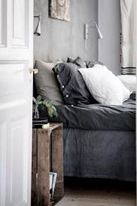 Cool Scandinavian Bedroom Design Ideas 29