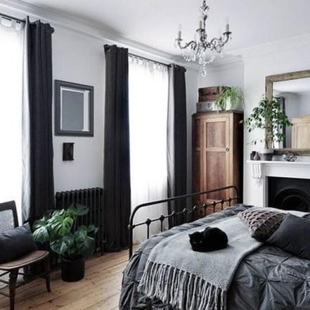Cool Scandinavian Bedroom Design Ideas 42