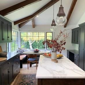 Elegant Navy Kitchen Cabinets For Decorating Your Kitchen 13