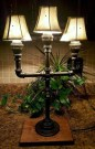 Fascinating Industrial Pipe Lamp For Home 39