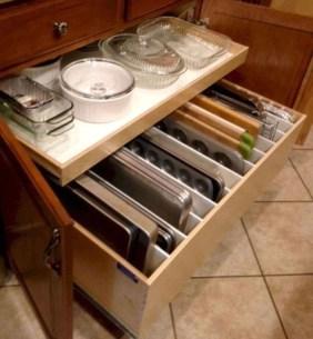 Genius And Creative Kitchen Organization Ideas 23