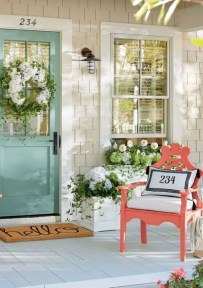 Impressive Porch Decoration Ideas For This Spring 05