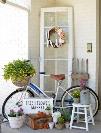 Impressive Porch Decoration Ideas For This Spring 39