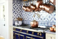 Inspiring Blue And White Kitchen Ideas To Love 40