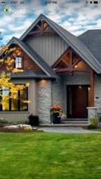 Marvelous Cottage House Exterior Design Ideas 48