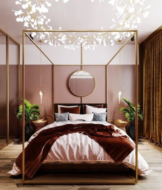 Modern Style For Industrial Bedroom Design Ideas 18