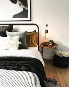 Modern Style For Industrial Bedroom Design Ideas 45