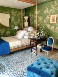 Natural Green Bedroom Design Ideas 01