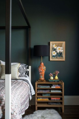 Natural Green Bedroom Design Ideas 08