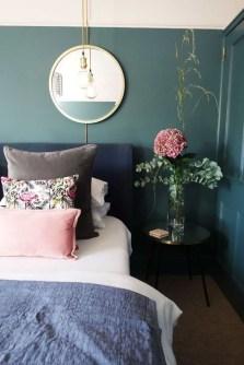 Natural Green Bedroom Design Ideas 20