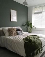 Natural Green Bedroom Design Ideas 28