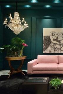 Natural Green Bedroom Design Ideas 39