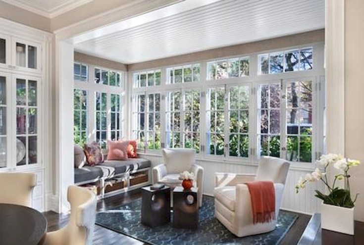 Popular Sun Room Design Ideas For Relaxing Room 14