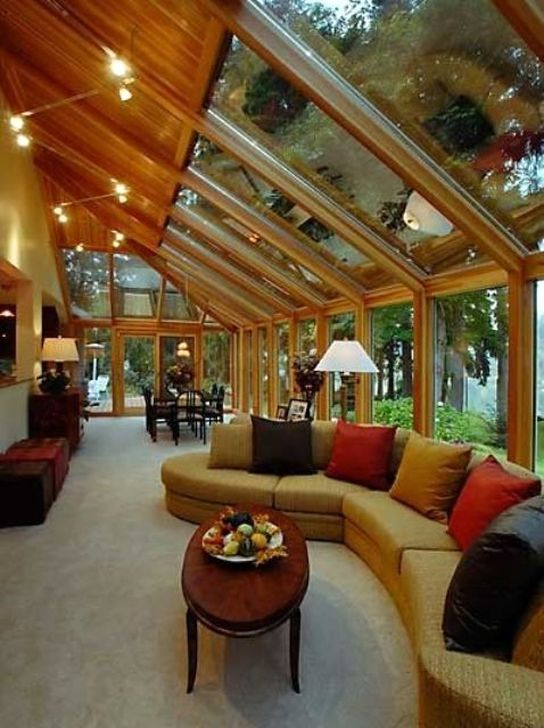 Popular Sun Room Design Ideas For Relaxing Room 41