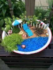 Pretty Fairy Garden Plants Ideas For Around Your Side Home 15