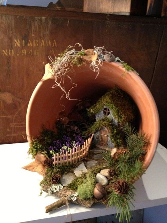 Pretty Fairy Garden Plants Ideas For Around Your Side Home 48