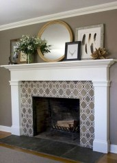 Rustic Farmhouse Fireplace Ideas For Your Living Room 37