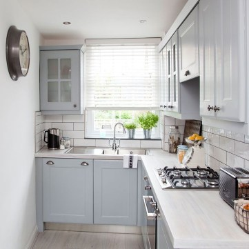59 Simple Small Kitchen Design Ideas 2019 Homystyle