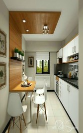 Simple Small Kitchen Design Ideas 2019 31
