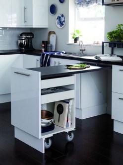 Simple Small Kitchen Design Ideas 2019 34