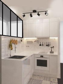 Simple Small Kitchen Design Ideas 2019 38