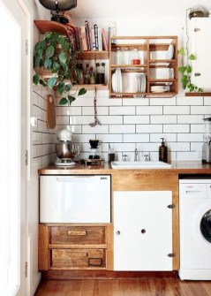 Simple Small Kitchen Design Ideas 2019 43