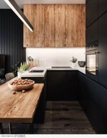 Simple Small Kitchen Design Ideas 2019 46