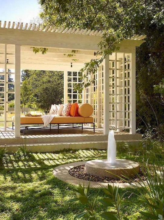 Amazing Backyard Patio Design Ideas 21