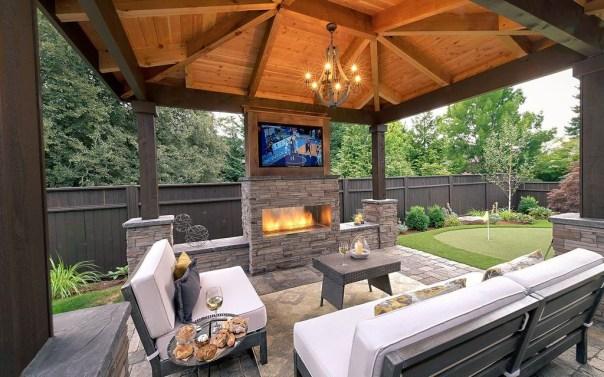Amazing Backyard Patio Design Ideas 27