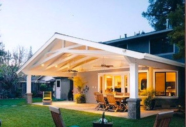 Amazing Backyard Patio Design Ideas 28