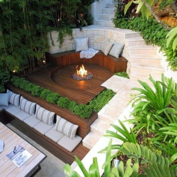 50 Amazing Backyard Patio Design Ideas - HOMYSTYLE