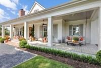 Awesome Farmhouse Home Exterior Design Ideas 44