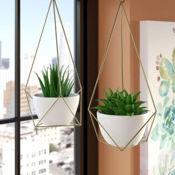 Beautiful Hanging Planter Ideas For Outdoor 11