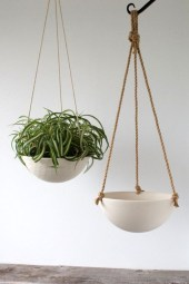 Beautiful Hanging Planter Ideas For Outdoor 12