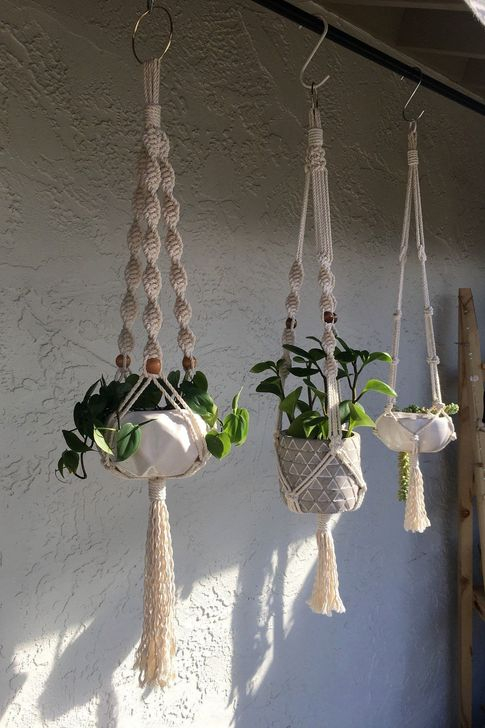 Beautiful Hanging Planter Ideas For Outdoor 44