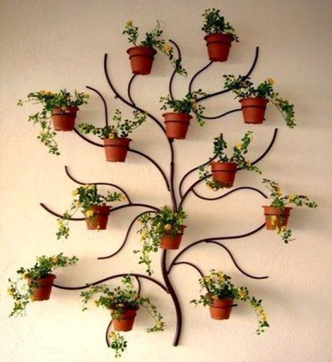 Beautiful Hanging Planter Ideas For Outdoor 46