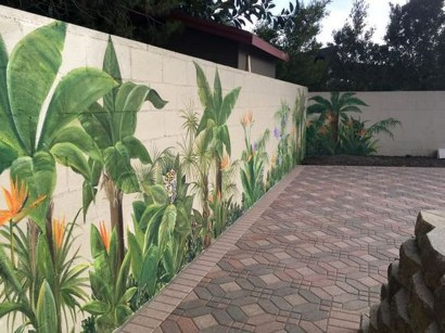 Best Ideas Of Tropical Wall Mural For Summer 03