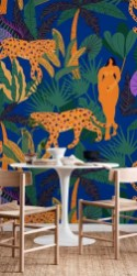 Best Ideas Of Tropical Wall Mural For Summer 22
