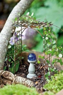 Brilliant DIY Fairy Garden Design Ideas 06