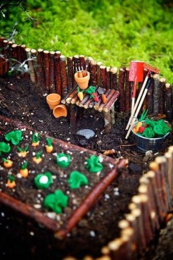 Brilliant DIY Fairy Garden Design Ideas 18