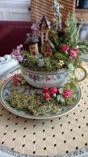 Brilliant DIY Fairy Garden Design Ideas 20
