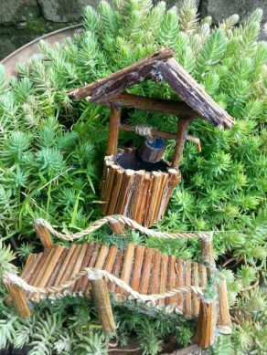 Brilliant DIY Fairy Garden Design Ideas 25