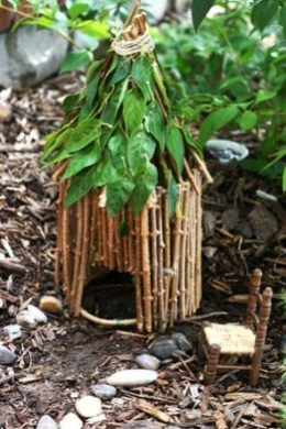 Brilliant DIY Fairy Garden Design Ideas 26