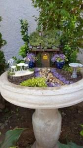 Brilliant DIY Fairy Garden Design Ideas 37