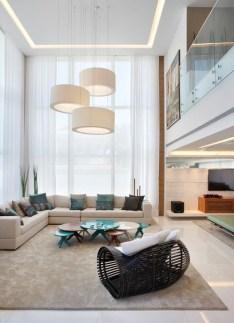 Comfy Colorful Sofa Ideas For Living Room Design 08