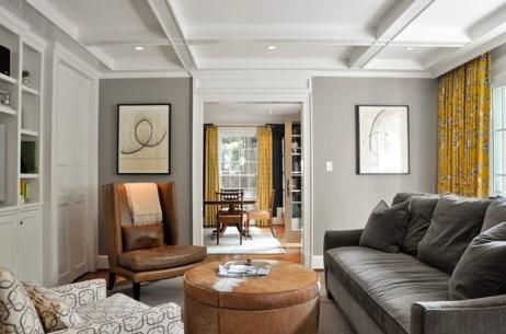 Comfy Colorful Sofa Ideas For Living Room Design 17