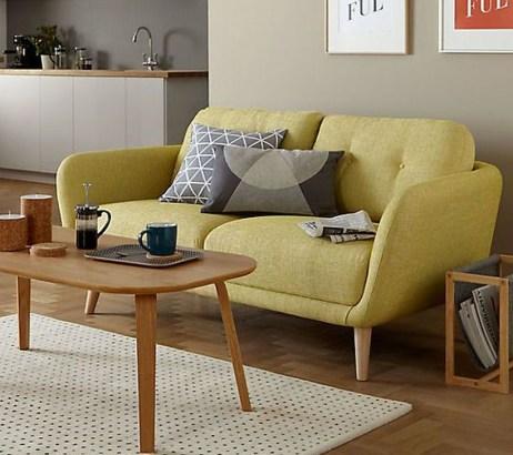 Comfy Colorful Sofa Ideas For Living Room Design 18