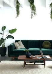 Comfy Colorful Sofa Ideas For Living Room Design 24