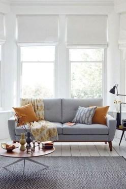 Comfy Colorful Sofa Ideas For Living Room Design 27