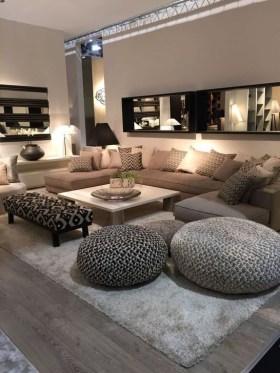 Comfy Colorful Sofa Ideas For Living Room Design 28